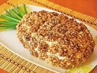 Святковий салат «Ананас»