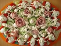 Святковий салат «Фантазія»