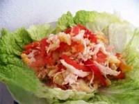 Святковий салат «Коко Шанель»