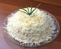 Святковий салат «Мельник»