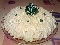 Святковий салат «Зимовий»