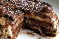 Пряниковий торт
