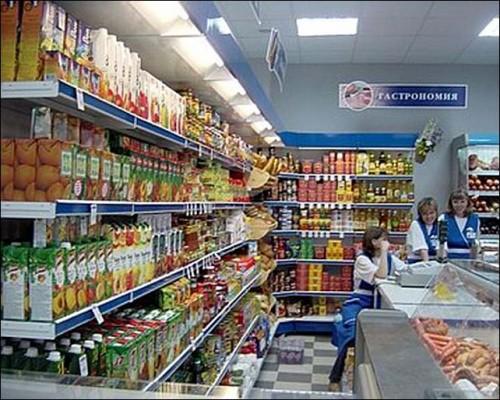 Продукти в Росії дорожчають швидше, ніж у Європі