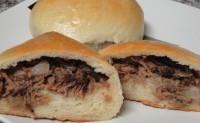 Прості пиріжки з яловичиною