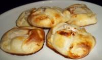 Прості сирні булочки