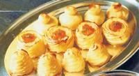 Протертий і запечена картопля
