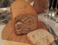 Пшеничний хліб з насінням