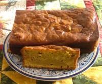 Пшеничний журавлино-гарбузовий хліб