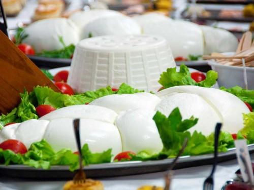 Подорож зі смаком по Італії. Моцарелла і рікотта - прості італійські сири: рецепти страв