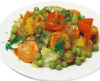 Рагу овочеве на швидку руку