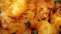 Рагу з капустою і картоплею