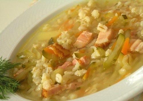 Розсольник - готуємо справжній російський суп