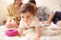 Розвиваючі ігри для малюків від року до 2-х років