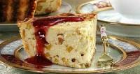 Рецепт запіканки з хурми і сиру