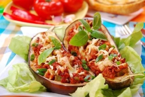 Рецепти грецьких страв з баклажанів