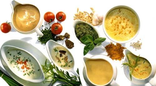 Рецепти соусів для любителів винаходити нові смаки