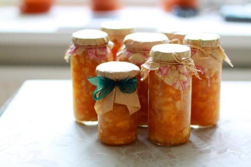 Рецепти варення з яблук з фруктами, ягодами та іншими добавками