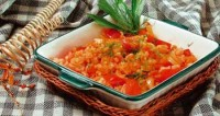 Рис з помідорами