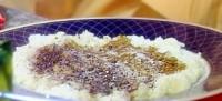 Рисова каша з какао