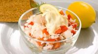 Рисовий салат з тунцем