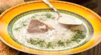 Рисовий суп з яловичиною (Брндзи апур)