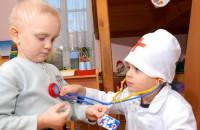 Рольові ігри для дітей 4-5 років