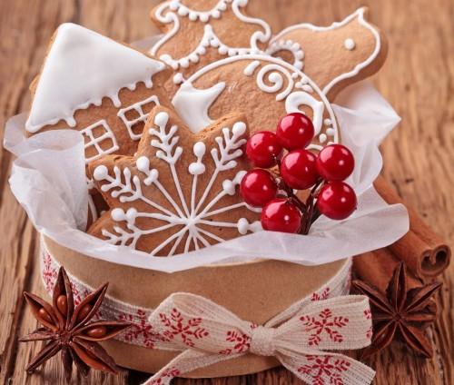 Різдвяне печиво - пряні аромати зимового вечора
