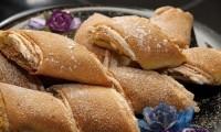 Рулет-печиво з безе