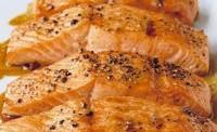 Риба під соєво-медовим соусом