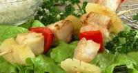 Рибний кебаб