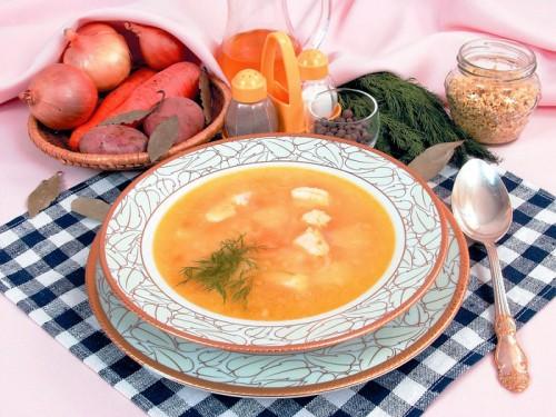 Рибний суп, рецепти приготування
