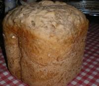 Житньо-пшеничний хліб на білому вині