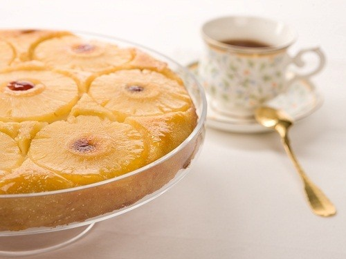 З чим приготувати пиріг взимку? Звичайно, з ананасом