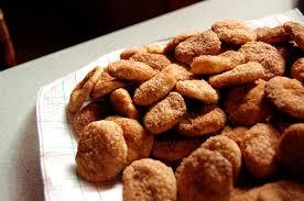 Цукрове печиво з корицею