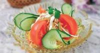Салат асорті зі свіжих овочів