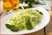 Салат азіатський з капусти