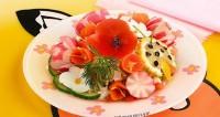 Салат «Квіткова галявина»