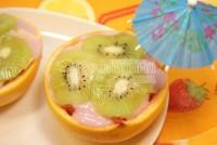 Салат «Грейпфрутовий Ньюбург»
