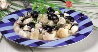 Салат з цвітної капусти з анчоусами