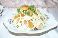 Салат з грибної ікри