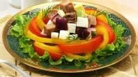 Салат з печінки тріски (2)