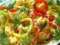 Салат з перцю