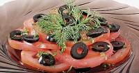 Салат з помідорів по-арабськи
