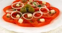Салат з помідорів з м'ятою