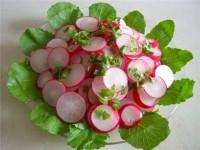 Салат з редису