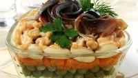 Салат з оселедця по-італійськи