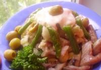 Салат з оселедця