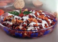 Салат із сухофруктів