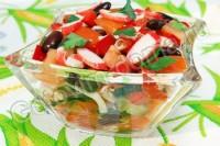 Салат з тунця з болгарським перцем