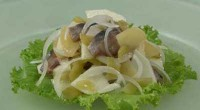 Салат картопляний з оселедцем (3)
